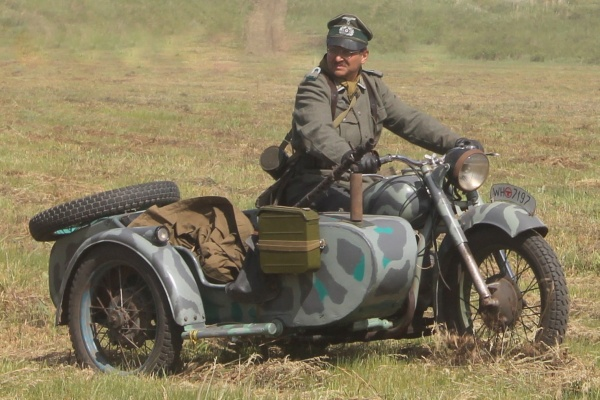 Жители Липецка смогут увидеть легендарную технику Третьего Рейха благодаря московскому предпринимателю