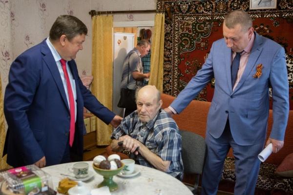 В Липецкой области направили 10 млн рублей на социальную поддержку инвалидов и участников ВОВ