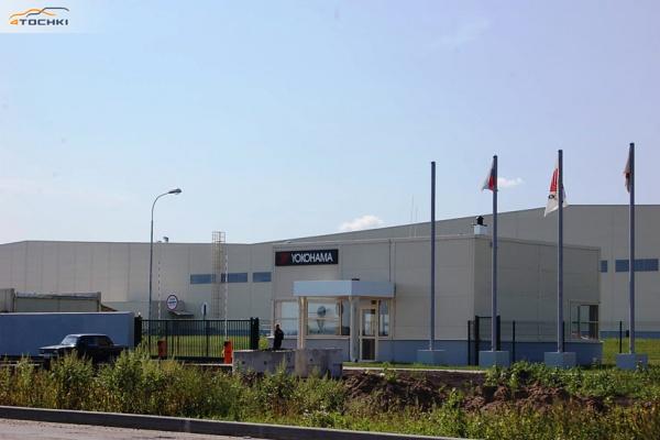 Партия покрышек Yokohama, произведённых в ОЭЗ «Липецк», была похищена у перевозчика по пути к покупателю