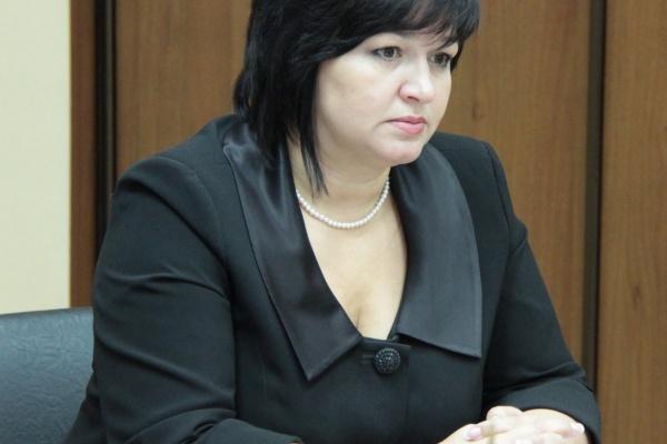 Депутат Липецкого облсовета Оксана Глотова сдаёт свой мандат
