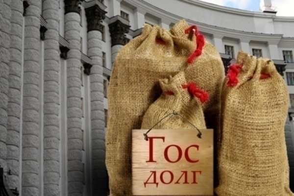 Госдолг Липецкой области с начала года вырос на 1,7 млрд рублей
