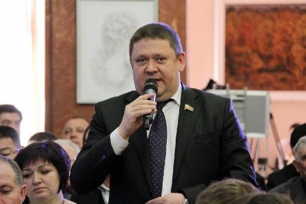 Руководителя Добровского района Липецкой области Сергея Грибанова сменит глава села?
