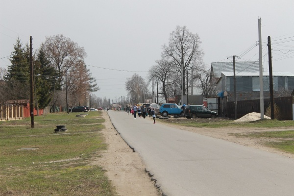 В Липецкой области активисты требуют от властей решить проблему с «дорогой смерти»