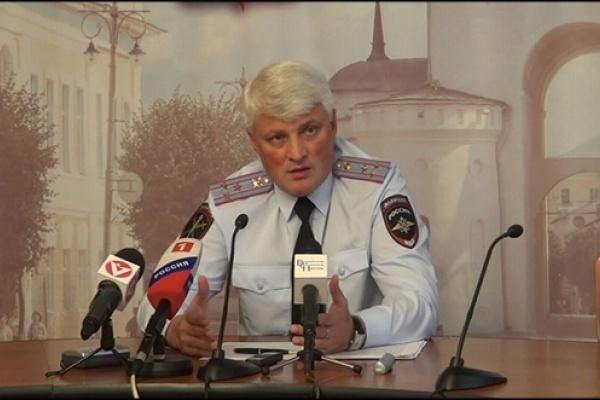 Экс-главе Владимирской полиции, ранее работавшего в Липецке, продлили срок ареста