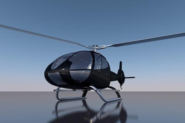 Липецкий арбитраж наложил арест на вертолёт строительной компании депутата Михаила Захарова
