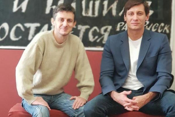 Лидер «Партии перемен» заявил о поддержке липецкого депутата Олега Хомутинникова на губернаторских выборах