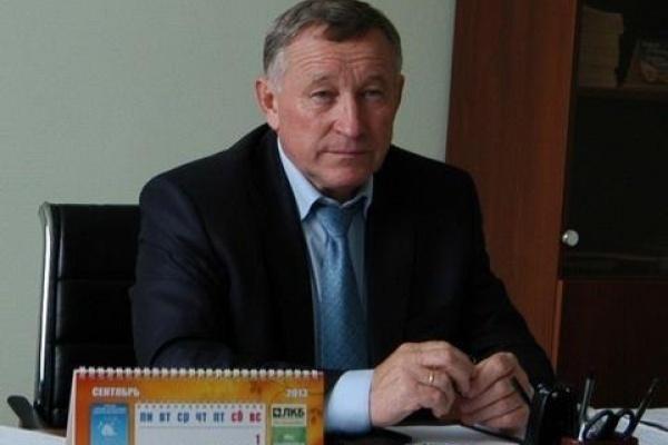 Мэр Лебедяни Алексей Хрипченко официально объявил об отставке