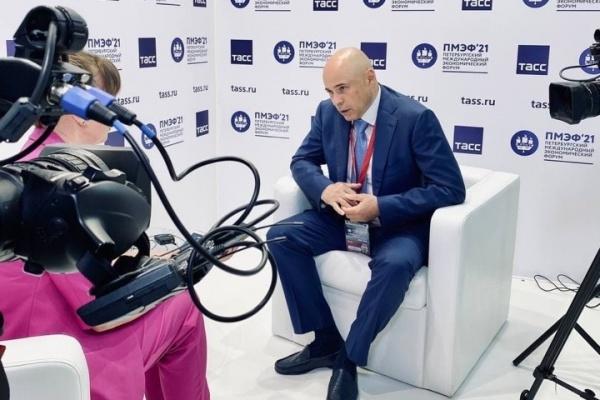 Липецкие власти надеются подписать на питерском форуме соглашения на 70 млрд рублей