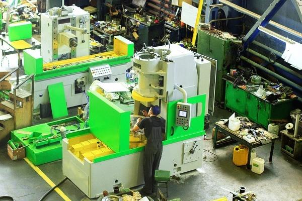 На липецком «Интермаше» в три раза увеличат мощности по производству станков