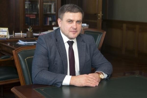 Депутаты почти единогласно выбрали экс-мэра Липецка Сергея Иванова руководителем Тербунского района