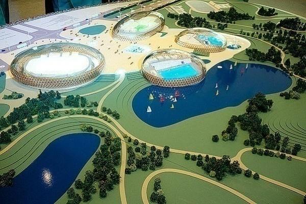 Липецкие власти увидели на месте недостроенного спорткомплекса «Катящиеся камни» крытый стадион