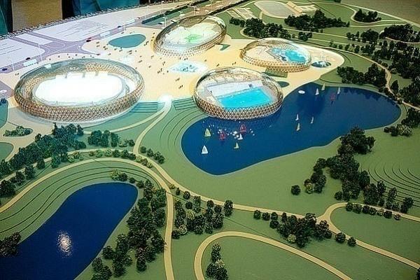 Липецкие власти ищут подрядчика на обследование «замороженного» спорткомплекса «Катящиеся камни»