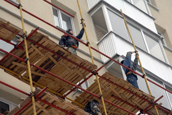 В Липецкой области объявлен предварительный отбор среди подрядчиков на выполнение работ по капремонту в 2018 году
