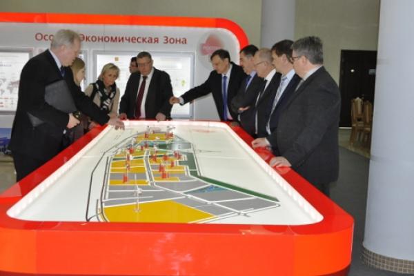 Компания Кемин Индастриз подтвердила решение о реализации инвестиционного проекта в ОЭЗ «Липецк»