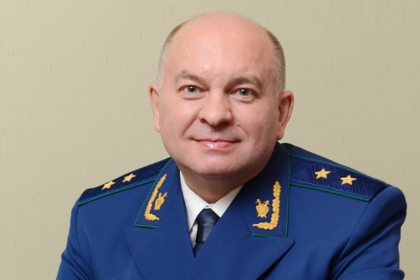 Владимир Путин продлил срок полномочий липецкому прокурору на пять лет