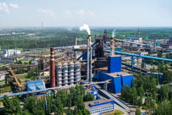 Новолипецкий меткомбинат ввел в эксплуатацию обновленную за 35 млрд рублей доменную печь №6