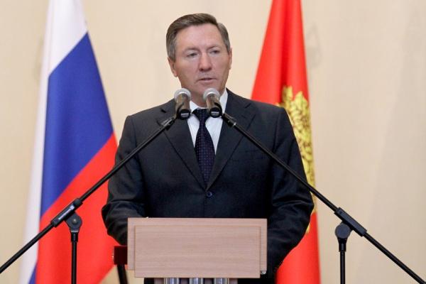 Олег Королёв официально стал губернатором