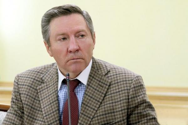 Липецкий губернатор Олег Королев пристыдил российских футболистов, позабыв о собственных просчетах