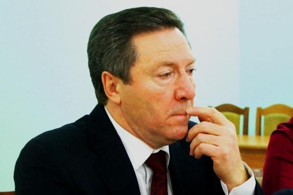 В кризис доходы липецкого губернатора выросли на четверть