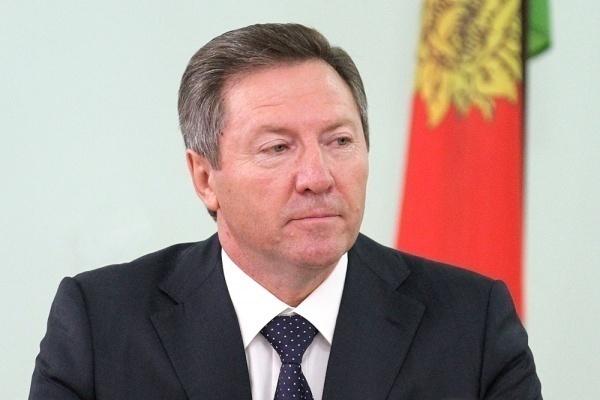 Липецкий губернатор на выборы в облсовет возглавил тройку единороссов