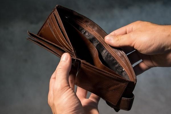 Реальная зарплата в Липецкой области упала на два процента