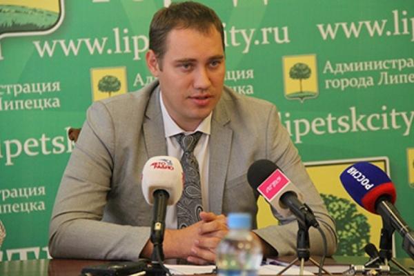 Начальник управления строительства Липецка Сергей Косинов уходит в отпуск с последующим увольнением