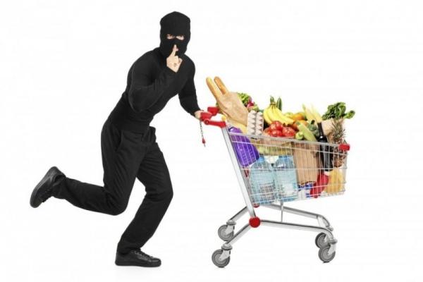 Помощник липецкого депутата попался на краже из супермаркета