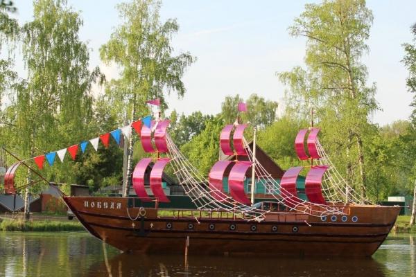 Липецкие власти похвалили Краснинский район за благоустройство территорий