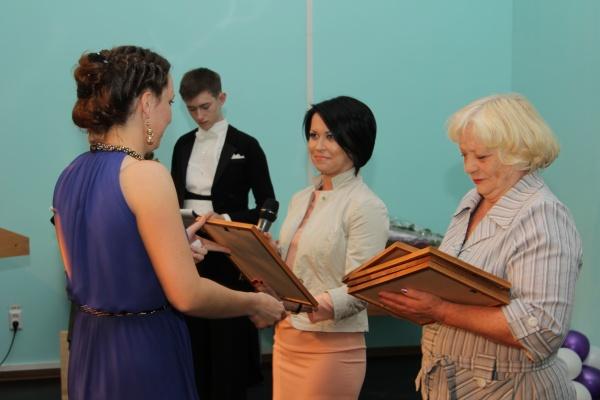В Курске будущим банкирам вручили дипломы