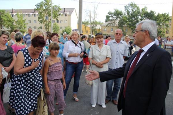 В Липецке заселились два социальных дома
