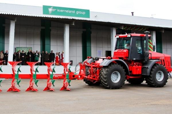Норвежская Kverneland Group планирует расширить производственные площади своего липецкого завода
