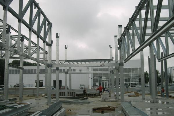 Липецкий завод «Ласар» инвестирует в новое производство коттеджей и гринхаусов