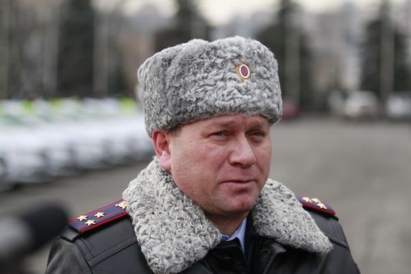 После задержаний на несанкционированных митингах глава липецкой полиции получил генеральские погоны