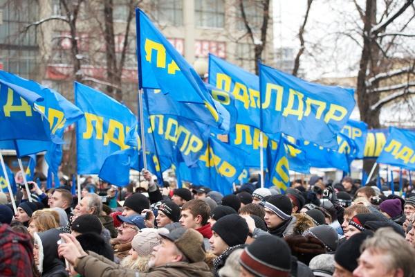 Липецкая мэрия согласовала либерал-демократам пикет «задним числом»