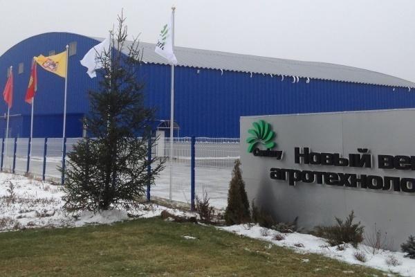 Липецкий производитель систем капельного орошения не смог до конца 2017 года достроить склад готовой продукции