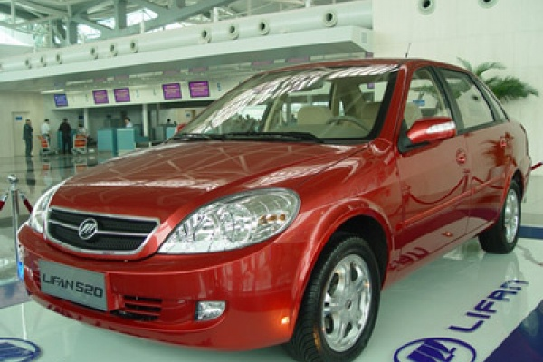 Несмотря на падения продаж автомобилей «Lifan» китайский автоконцерн не отказывается от строительства завода в ОЭЗ «Липецк»