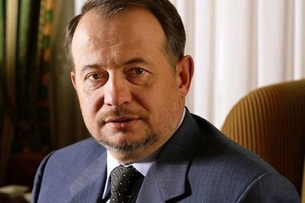 Владелец Новолипецкого меткомбината Владимир Лисин стал самым богатым бизнесменом страны