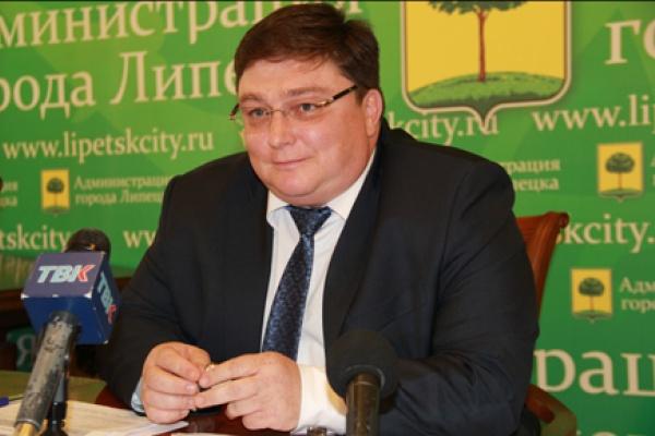 Вице-мэр Липецка Александр Лысов опроверг информацию о собственной отставке