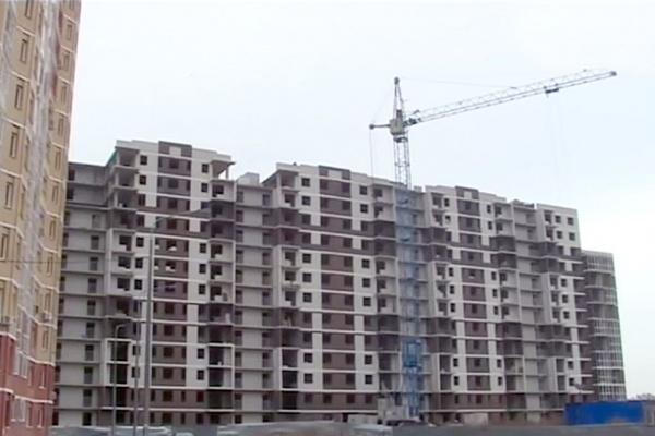 На большинстве строительных площадках «проблемных» домов в Липецке камеры показывают нулевую активность