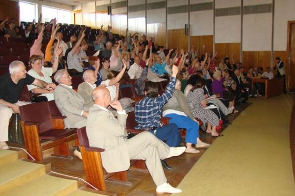 Липецкие власти решили поинтересоваться мнением общественности относительно отмены всенародных выборов мэра
