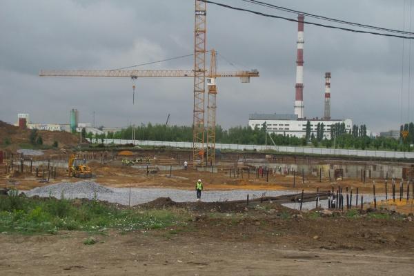 Областные власти в связи с санкциями расторгли контракт с венгерской компанией, строящей в Липецке спорткомплекс «Катящиеся камни»