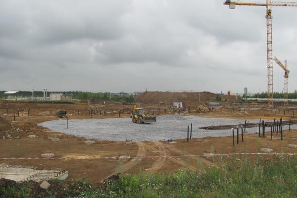 В бюджете Липецкой области 2015 года выделяется полмиллиарда на строительство спортивного комплекса «Катящиеся камни»