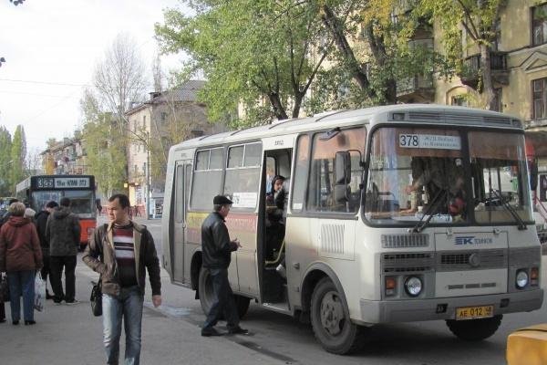 Липецкие власти рассмотрят вопрос о подорожании проезда в маршрутках