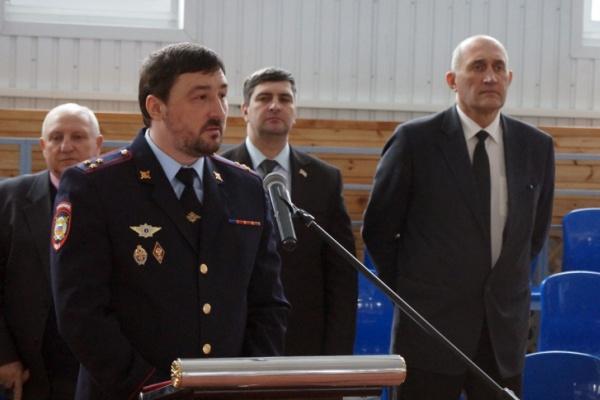 Президент России повысил замначальника липецкого УМВД Александра Мельниченко до министра