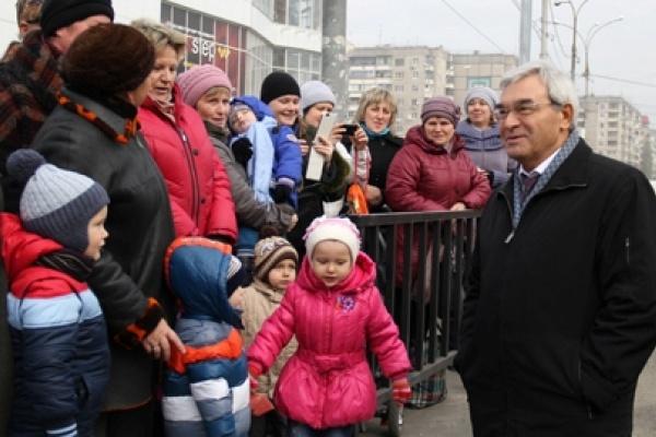 Михаил Гулевский укрепил позиции в рейтинге народных мэров