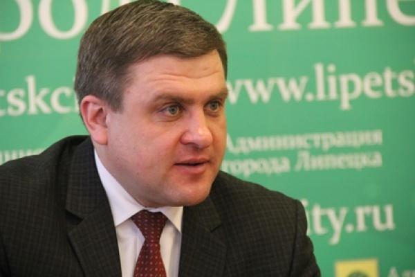 Встреча с резидентами «Сколково» прибавила мэру Липецка Сергею Иванову влиятельности