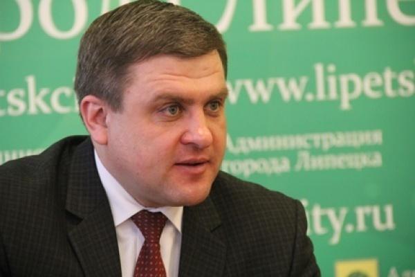 Депутаты горсовета решат судьбу мэра Липецка Сергея Иванова 29 марта