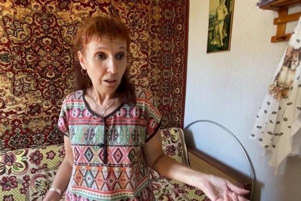 Липецкий инвалид пожаловалась губернатору на «незаконное» переселение и невыносимые условия проживания