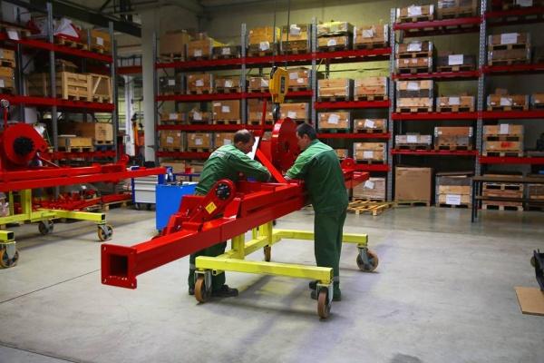 Компания Kverneland Group вложила в модернизацию своего липецкого завода 1 млн евро