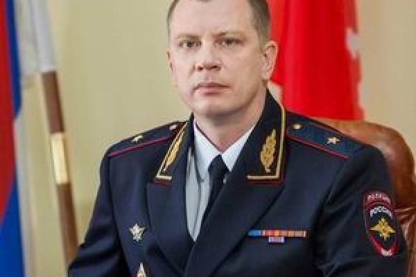 Липецкая полиция «наконец» познакомилась с новым начальником